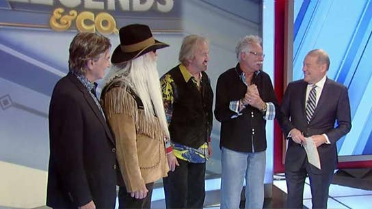 Oak Ridge Boys: Our tour bus rides a little bit to the right
