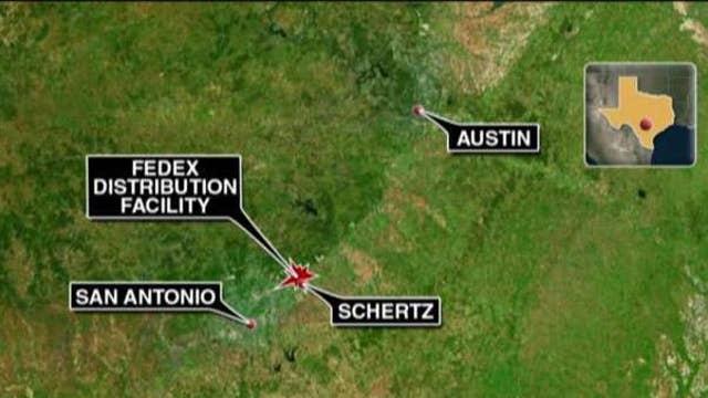 Texas blast 'absolutely terrorist activity': Rep. Babin