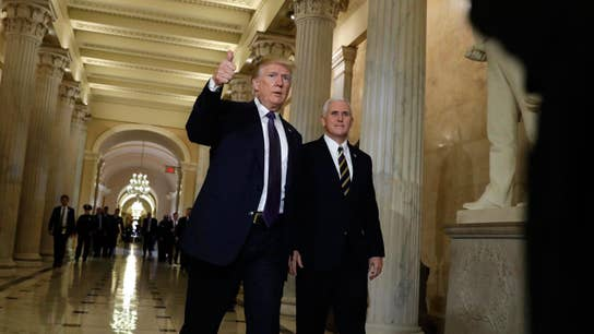 Trump tax cuts will have GOP control the House in midterm elections: Herman Cain