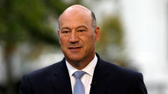 Gary Cohn to resign from White House