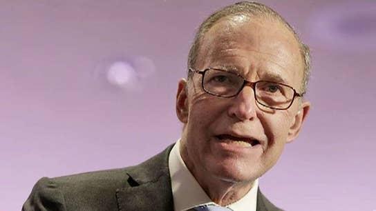 Trump to name Larry Kudlow to replace Gary Cohn as NEC director