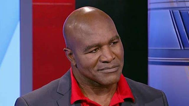 Evander Holyfield wants to make boxing popular again