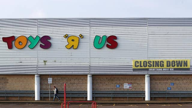 Toys 'R' Us closing: Are toy companies worried?