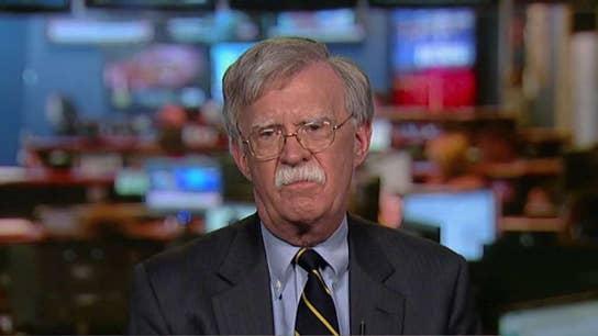 John Bolton: White House leaks put Americans in jeopardy