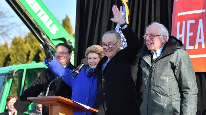 Why Democrats support the spending bill