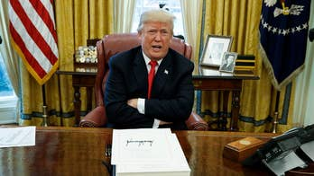 The Center for the National Interest's Harry Kazianis discusses whether it was right for President Trump to sign the spending bill and how the bill will help the military. Kazianis also weighs in on how former U.S. Ambassador to the U.N. John Bolton will fare as Trump's national security adviser.