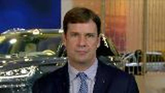 Ford's Jim Farley: Tariffs will absolutely be a headwind for costs