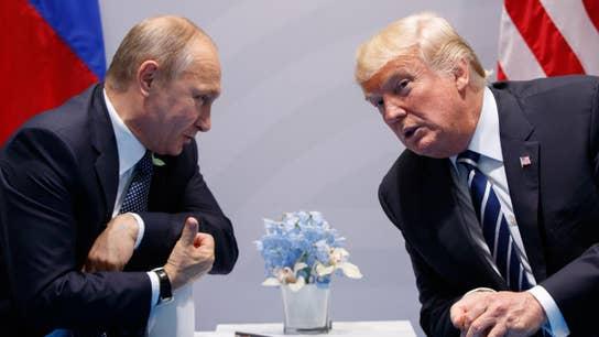 Trump congratulates Putin on election despite nerve agent attack allegations