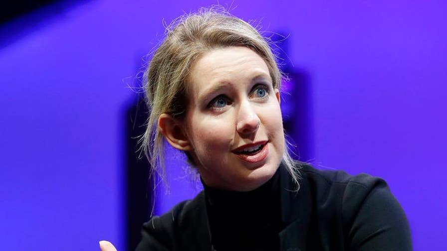 "Theranos founder and CEO Elizabeth Holmes is being charged with ""massive fraud"" by the SEC."