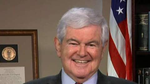 Trump firing Mueller would be a disaster: Newt Gingrich