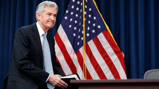 Trump's China tariffs won't impact Fed's outlook: Jerome Powell
