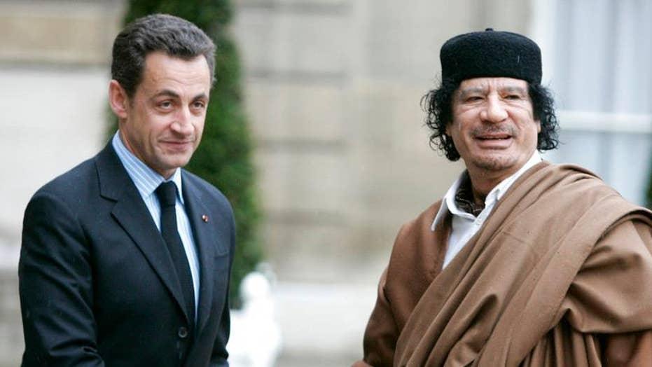 Former French President Sarkozy taken into custody: report