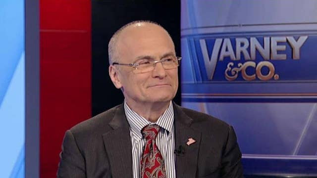 Andy Puzder on replacing Gary Cohn: I haven't had contact with White House