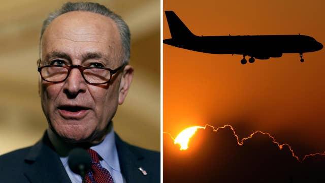 Schumer warns against new airline ticketing pricing scheme