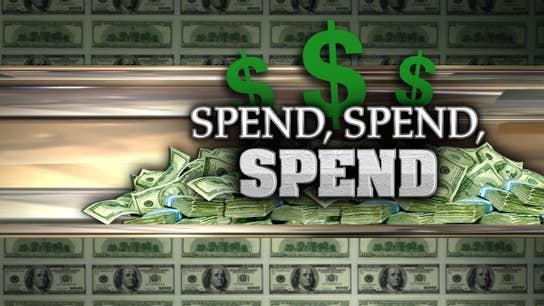 Government debt tops $21T as spending bill deadline looms