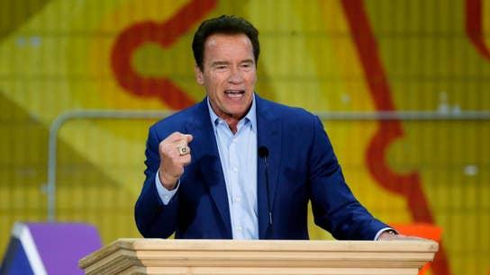 Arnold Schwarzenegger compares California GOP to Titanic