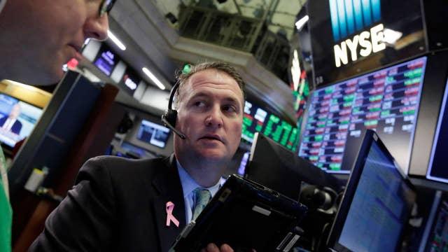 Stock price swings have investors cautious
