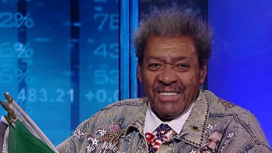 Trump is a 'lightning rod' for the US: Don King