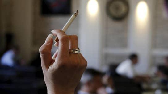 FDA wants to make cigarettes less addictive