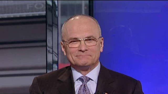 Andy Puzder on being considered to replace Gary Cohn