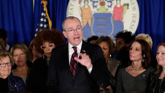NJ tax hike could cause wealth flight, senator warns