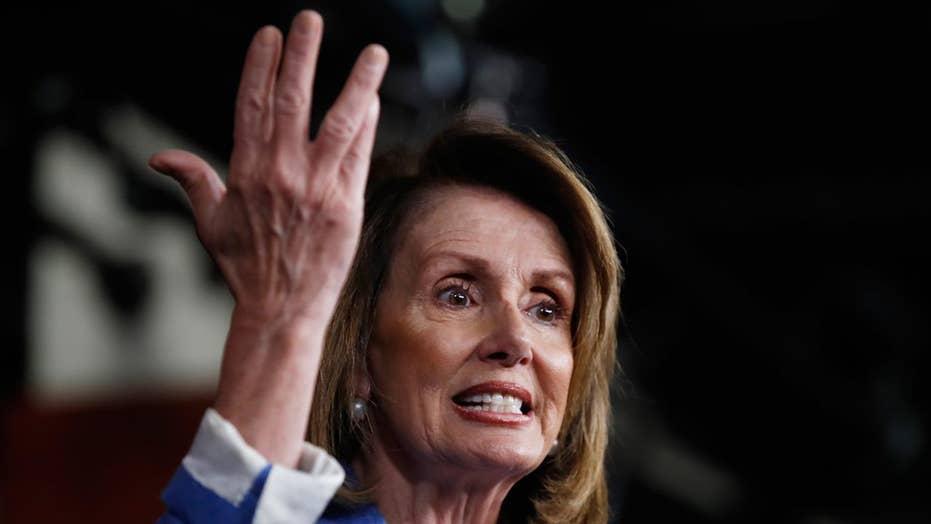 Nancy Pelosi slams the wealthy