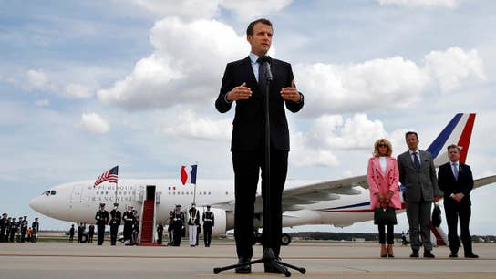 Macron calls for new Iran nuclear deal