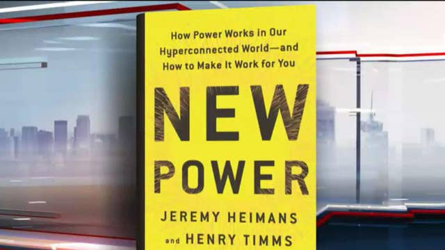 'New Power' authors explain why movements succeed in today's world