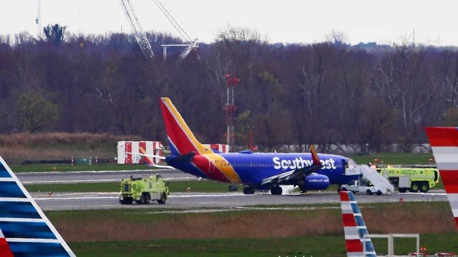 Southwest cancels flights over engine concerns after fatality