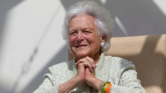 Karl Rove on Barbara Bush's legacy