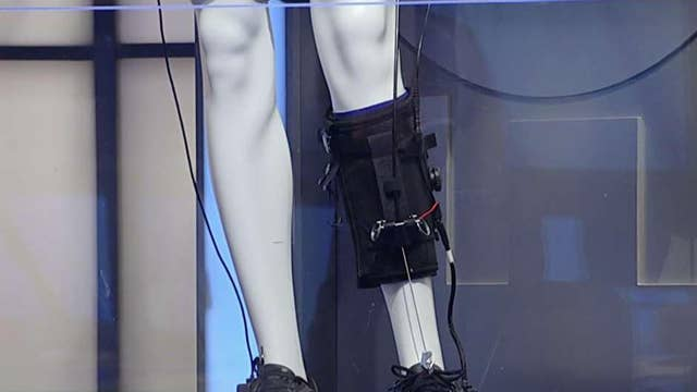 New exoskeleton designed to help stroke survivors walk