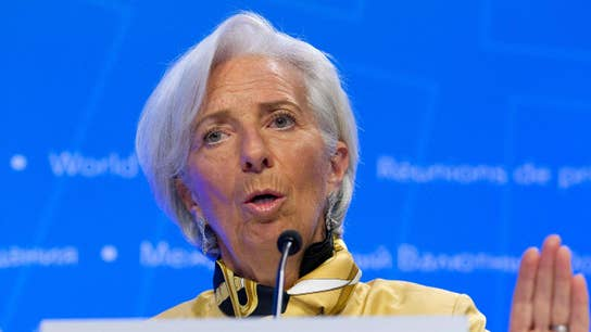 IMF's Lagarde: Concerned Trade threats will dent economy