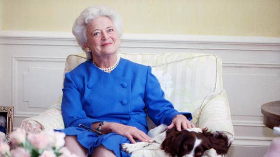 Barbara Bush's public service behind the scenes