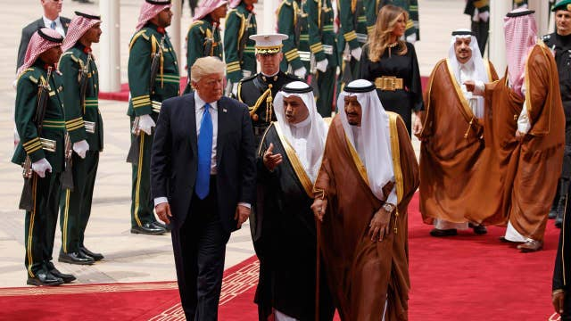 Saudi Arabia's political and cultural shift