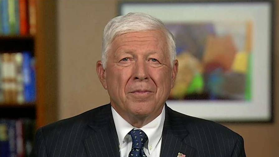 Wyoming Republican gubernatorial candidate Foster Friess on his campaign for governor in Wyoming.