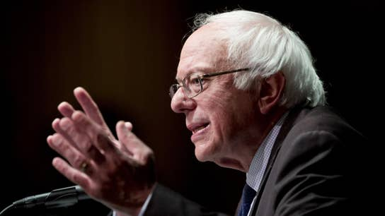 Sen. Bernie Sanders wants to guarantee a job for all Americans