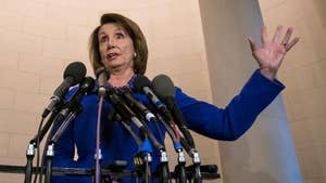"""Rep. Andy Barr, (R-Ky.), on the U.S. relationship with France, the Iran nuclear deal, Syria, the Trump administration's trade policies with China and House Minority Leader Nancy Pelosi's """"crumbs"""" comment."""