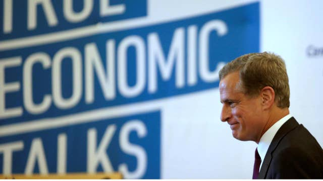 Fed's Robert Kaplan: On an unsustainable path of debt growth
