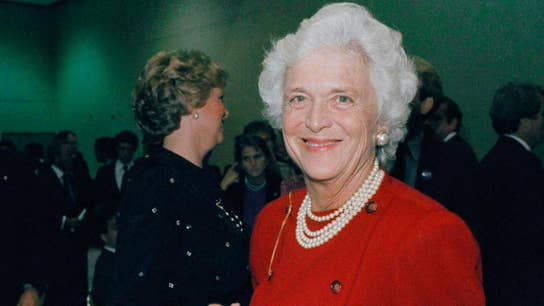 When you were around Barbara Bush you wanted to do your very best: Sam Skinner