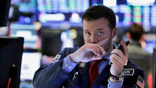 Tech shares sell off