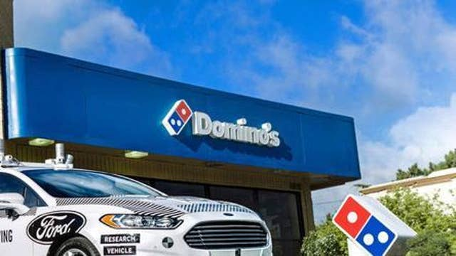 Domino's now delivering pizza to the beach