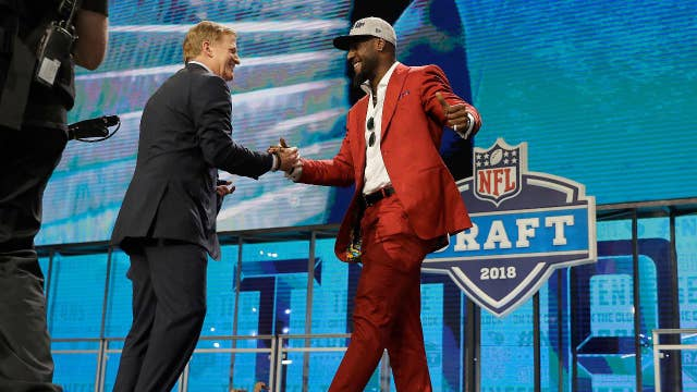 NFL Draft gets record ratings
