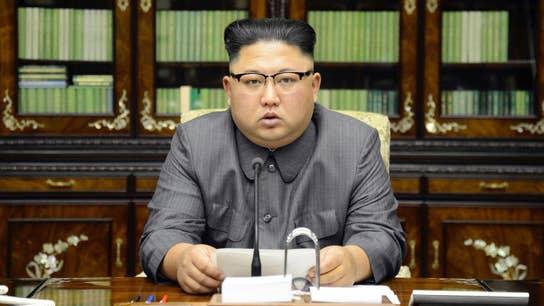 Trump's sanctions against North Korea are working: Trish Regan