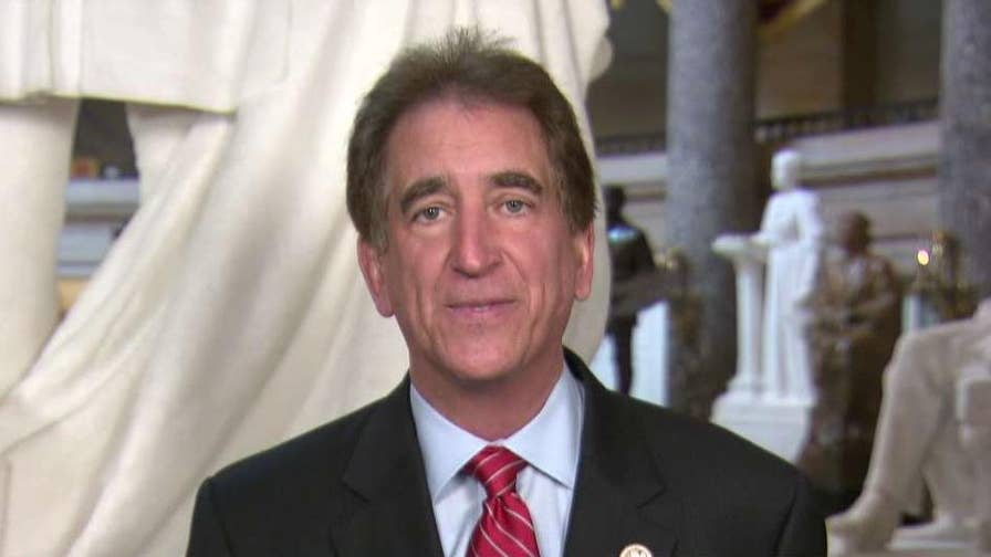 Rep. Jim Renacci, (R-Ohio), on his campaign for Senate.