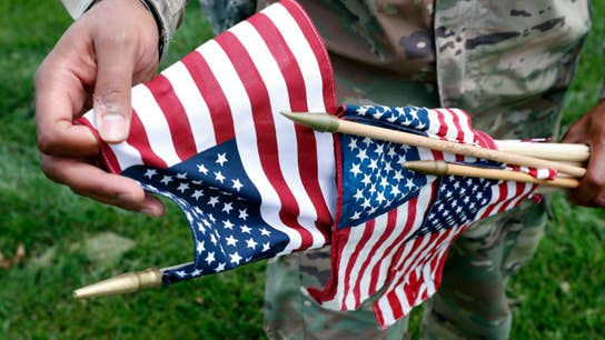 Memorial Day: How to create a 'patriotic' portfolio