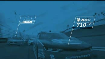 IBM's The Weather Company Marketing Head Michelle Boockoff-Bajdek on teaming up with Chevrolet Racing to provide real-time weather data.