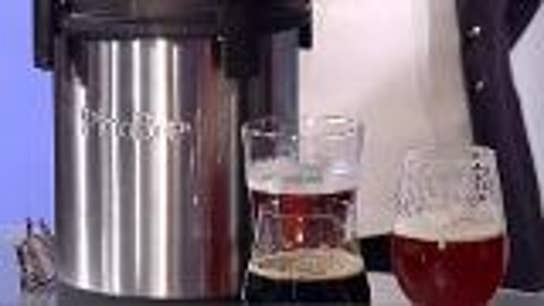 Brew beer, coffee at home with same machine