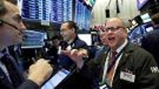 Stocks rise as slower wage growth eases inflation fears