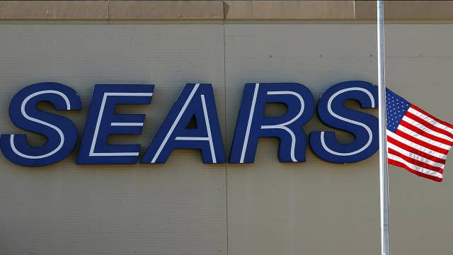 Sears continues to fade from the retail landscape