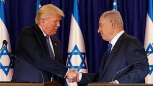Israeli Prime Minister Benjamin Netanyahu on President Trump's decision to move the U.S. embassy in Israel to Jerusalem.
